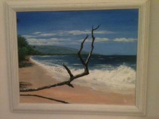 Kay Mabry's Painting