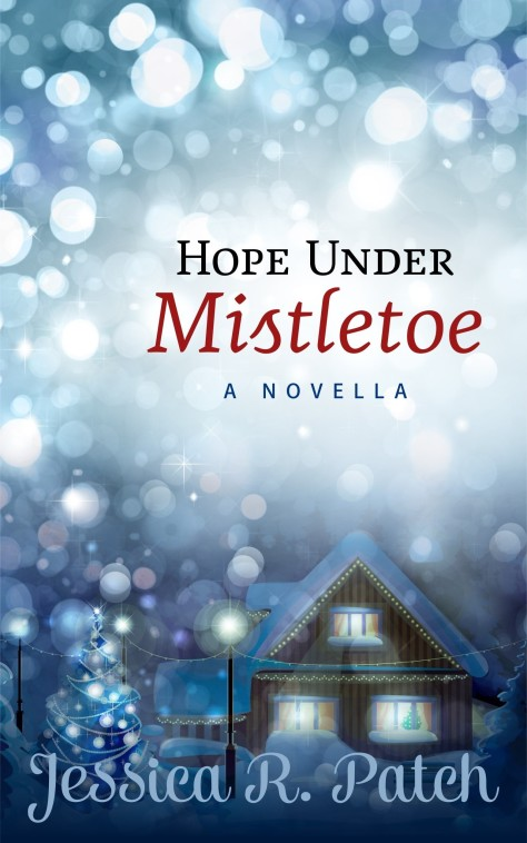 Hope Under Mistletoe - High Resolution cover (1)